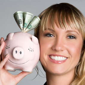 Our dental savings plan provides significant savings with or without insurance.