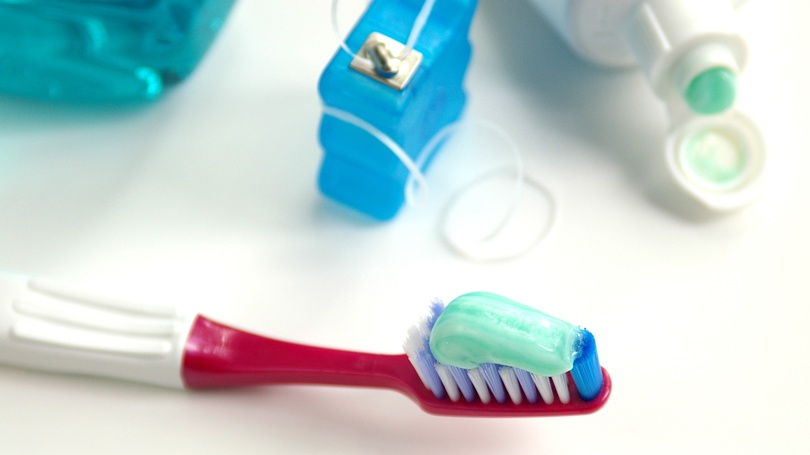 The keys to good oral health are regular brushing and flossing and a mouth-healthy diet.