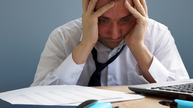 Unmanaged stress can manifest as physical symptoms, including mouth sores, teeth grinding, and even damaged teeth.
