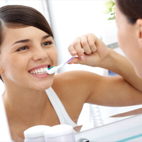 Brushing your teeth the wrong way can be almost be as bad as not brushing at all.