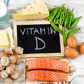 Being deficient in vitamin D can make you more prone to tooth decay.