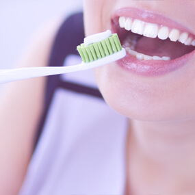 Good oral health is a great way to help ensure strong heart health.