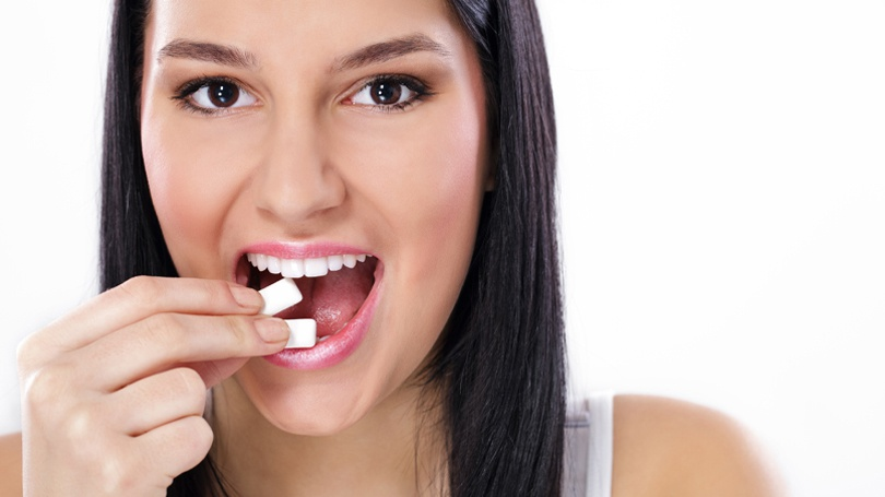 Xylitol is a popular sugar alternative used in gums and other foods that can actually be beneficial for your teeth.