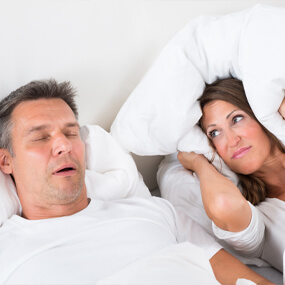 Untreated obstructive sleep apnea can lead to serious health issues.