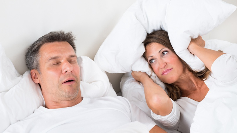 Obstructive sleep apnea is a common condition that can lead to cardiovascular disease if it remains untreated.