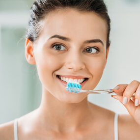 Ten steps to preventing cavities.