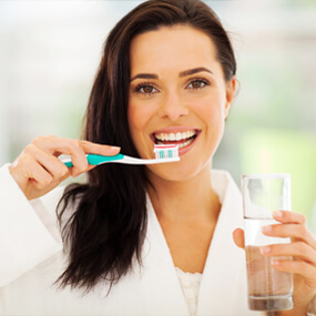 Thirteen tips that will beautify your smile and help maintain it throughout your life.