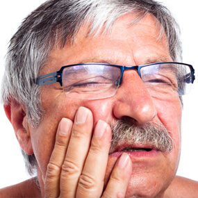 Modern root canal therapy is often discomfort free.