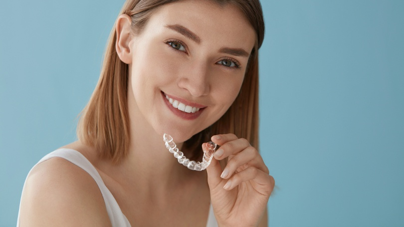There are many great reasons why you should choose Invisalign clear aligners over traditional metal braces.