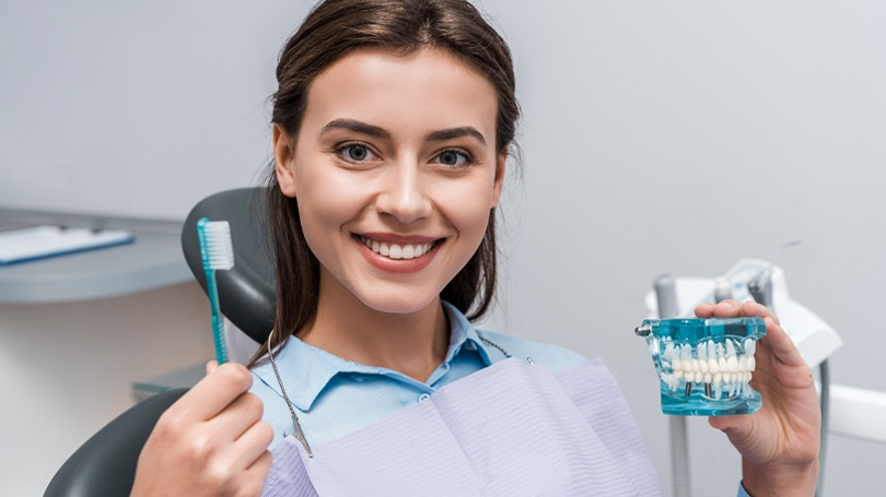 Subgingival calculus is plaque that has accumulated beneath the gum line, and it is prevented with regular brushing, flossing, and in-office dental cleanings.