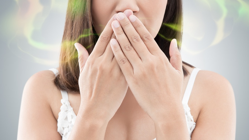 With good oral hygiene, you can easily avoid the most common causes of bad breath.