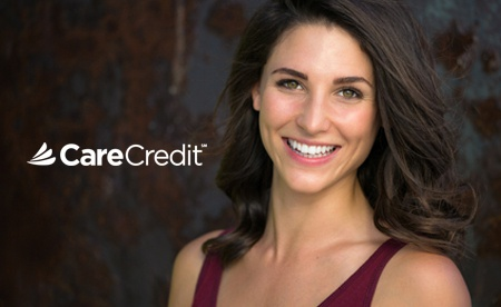 CareCredit dental financing is accepted at Scottsdale Dental Excellence and can make it easier to budget for the dental care you need.