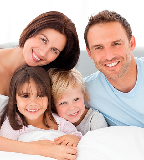 Our dental savings plan can help you save for your entire family.